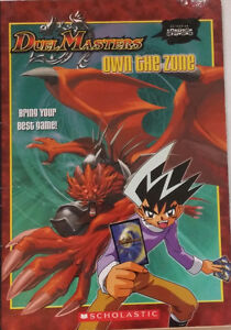 Duel Masters - Own the Zone Paperback Book