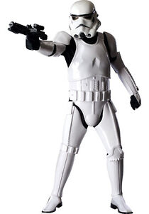 Authentic Star Wars Stormtrooper Costume - Supreme Edition