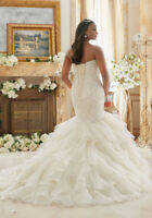 Gorgeous Morilee Wedding dress