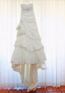 Beautiful Wedding Gown - summer or beach!