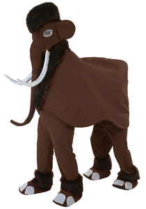 Wooley Mammoth 2-Person Costume. New, Complete.  Only $45!!