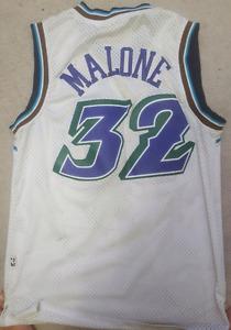 NBA Malone throwback jersey!
