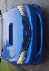 2008 Subaru Impreza WRX VF52 turbo swap MVI til 2020