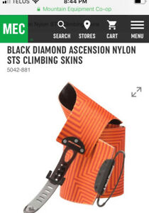 Black Diamond Climbing Skins