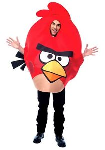 Angry Birds adult costume (brand new)