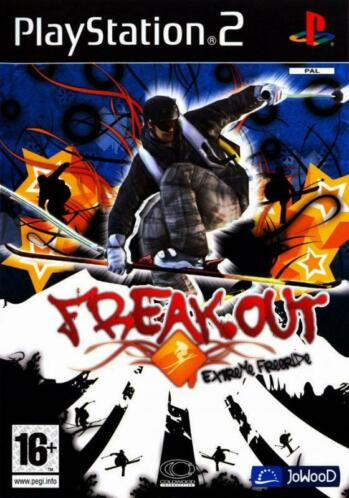 Freak Out Extreme Freeride (Playstation 2)