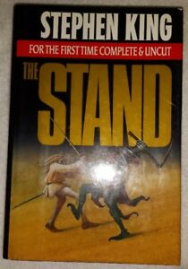 THE STAND STEPHEN KING  BOOKS 1st edition