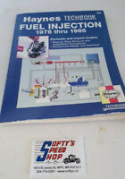 Haynes Fuel Injection Manual for Older Injection Systems Winnipeg Manitoba Preview