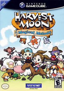 Harvest Moon: Magical Melody gamecube Edmonton Edmonton Area image 1