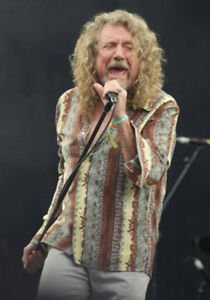 Robert Plant with Sheryl Crow Friday June 15th Budweiser Stage