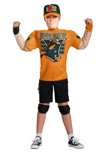 CHILD JOHN CENA MUSCLE  DRESS-UP OR HALLOWEEN COSTUME