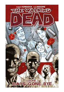 The walking dead graphic novels collection 1-27