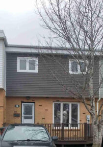 Spacious townhouse for rent in Mt. Pearl