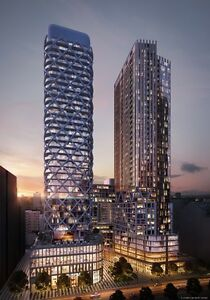 Brand New Condos For Sale Downtown Toronto - Artist Alley Condo