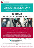 Atrial Fibrillation and Exercise Research at the Heart Institute