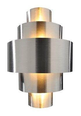 Perfil Wandlampe Lampe Leuchte Exklusive Design-Wandleuchte neu in OVP Aluminium