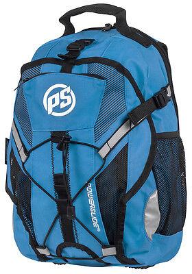 Powerslide Fitness Backpack blue / Skate Rucksack blau!