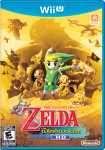 Legend of Zelda:  The Windwaker (9/10)