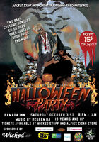 Halloween Party Hosted by Northern Ontario Expo and Wicked Stuff