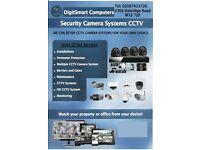 CCTV CAMERA SYSTEM & ALARM& INTERCOM SYSTEM SALES AND FITTING