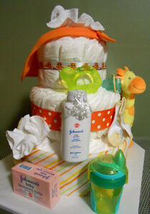Diaper Cake Creations By Bummy Bear Great Gifts Baby Showr