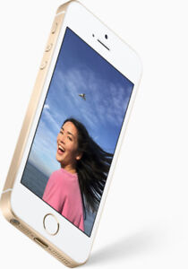 Minimize your phone to maximize your life - iPhone SE 64 GB Gold