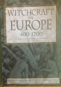 Witchcraft in Europe 400-1700. A documentary history. 2 Edition.