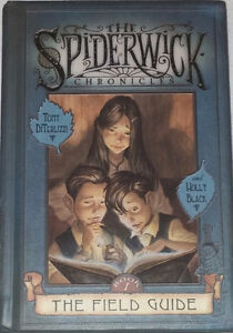 The Spiderwick Chronicles Book 1 The Field Guide Chapter Book