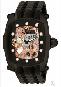 Large Invicta Lupah men's mechanical watch