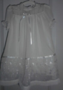 Baby Girl's Christening Gown