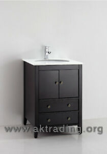 Vanities for a small spaceWhen space is tight a smaller vanity