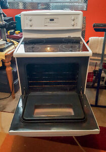 Glass Top Stove & Oven - $250
