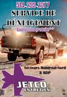 Déneigement RDP Montreal-Nord