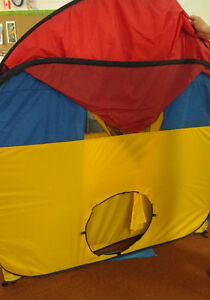 Foldable Play Tent