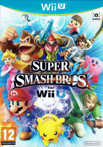 Super Smash Bros Wii U Et Mario Party 10 game Jeux