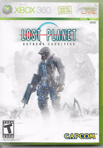 Lost Planet: Extreme Condition, for Xbox 360