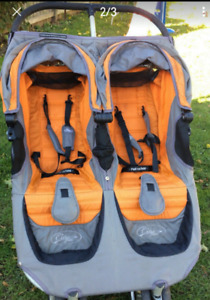 City Mini Double Stroller good condition