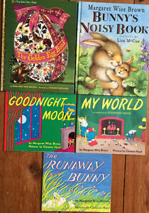Picture books by MARGARET WISE BROWN $3 each or all 5 for $10