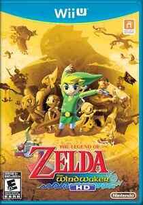 WTT: Zelda Wind Waker / WindWaker HD Wii U