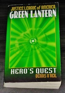 Justice League of America: Green Lantern : Hero's Quest by Denni