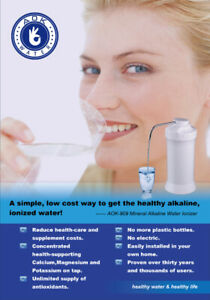 Water filter Water bottle Water ionizer Water cooler
