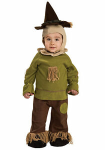 Scarecrow costume for Halloween - Toddle 12-24 months
