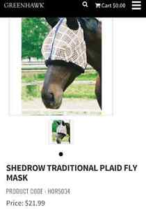 Shedrow Horse Fly Mask Peterborough Peterborough Area image 2