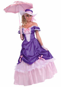 Southern Belle Adult Costume - Brand New