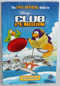 The EPIC OFFICIAL Guide to Club Penguin Ultimate Edition