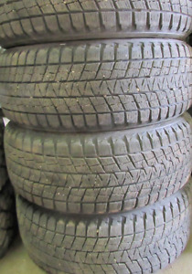WINTER TIRES BRIDGESTONE 245~55~19 INCH ~~~95%~~~4 of them BRIDG