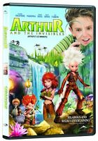Arthur and the invisibles DVD bilingual