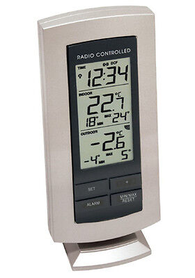 FUNKTHERMOMETER TECHNOLINE WS 9140 IT FUNK-THERMOMETER WETTERSTATION FUNKUHR
