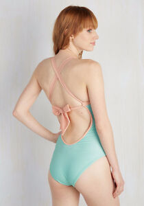 BRAND NEW ModCloth One-Piece Swimsuit