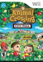 Looking for animal crossing city folk